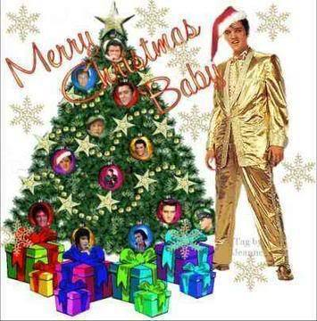 Elvis At Weihnachten