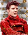Elvis At Krismas
