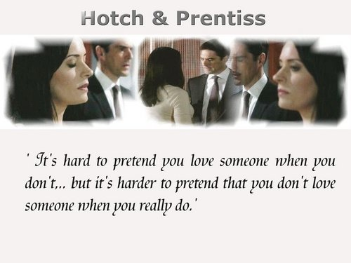 Emily & Hotch