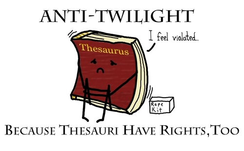 Even a Thesauris has rights