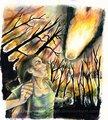 Fireballs - the-hunger-games fan art