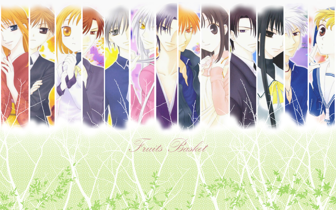 fruits are healthy fruits basket anime