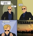 Funny Random Horatio pic :F - csi-miami fan art