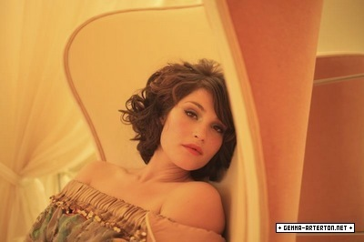 Gemma Arterton | Portrait Session (October 2009)