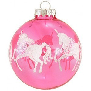 Unicorn Bauble