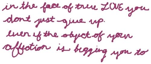 Handwriting 8