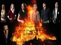 House on Fire - dr-spencer-reid wallpaper