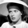 Casablanca photo with a portrait called Ilsa Lund