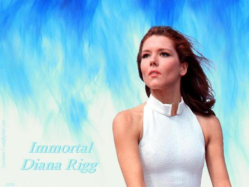 Immortal Diana Rigg