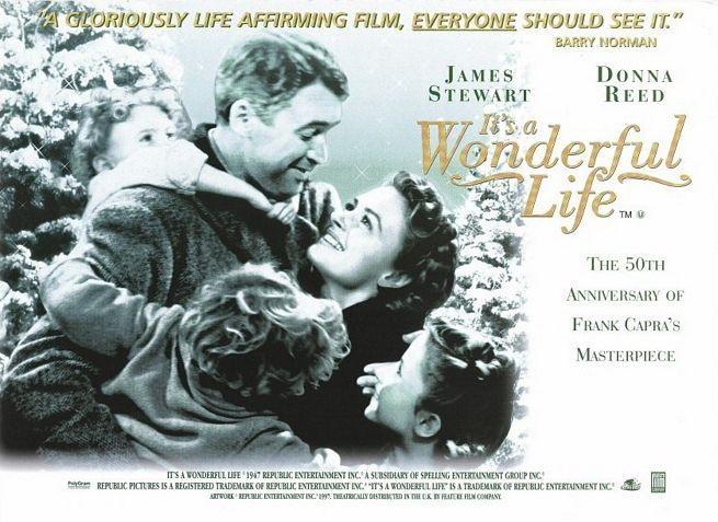 essays on it a wonderful life Read this music and movies essay and over 88,000 other research documents its a wonderful life movie review it's a wonderful life is a good family movie everyone in my household enjoyed watching the movie and has become.