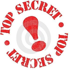 Its all parte superior, arriba Secret