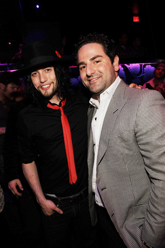 Jackson Rathbone celebrates his birthday in Vegas