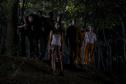 Janet in Wrong Turn 3: Left for Dead