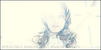 Jenna for Flaunt
