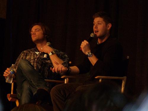 Jensen at the Chicago Con November 13 - 15, 2009