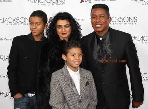 Jermaine and kids