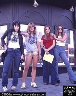 Joan, Sandy, Vicki & Lita