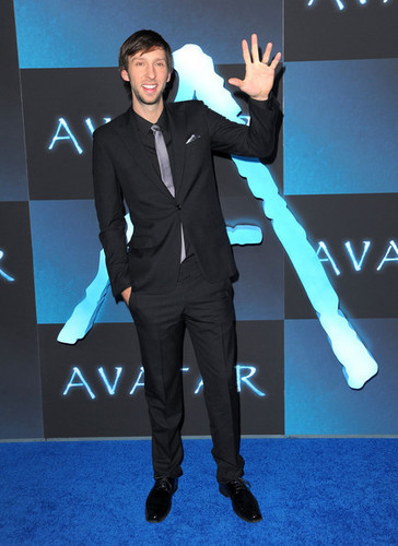 """Joel Moore at the Premiere Of 20th Century Fox's """"Avatar"""""""