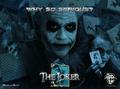 Joker kertas dinding