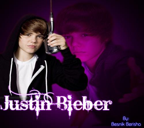 Justin Bieber (design by: Besnik Berisha)