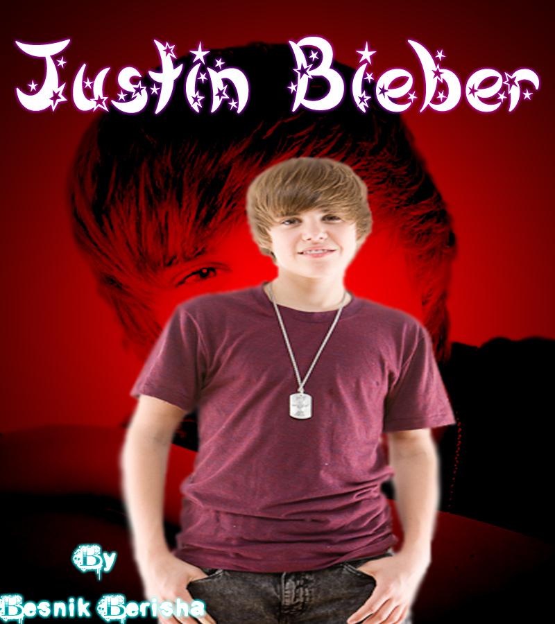 Justin Bieber design(by: Besnik Berisha) - justin-bieber photo