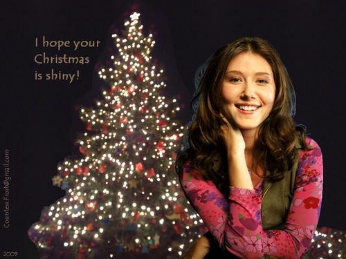 Kaylee's Shiny Christmas - firefly Wallpaper