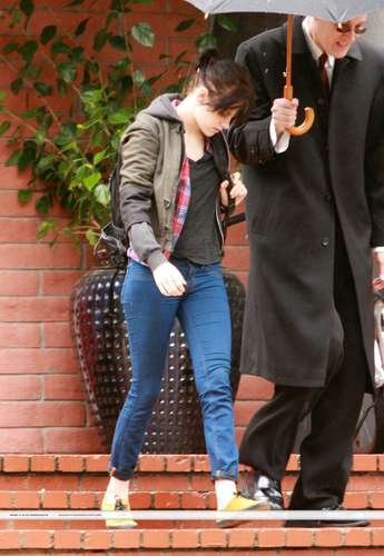 Kristen In Los Angeles on December 12