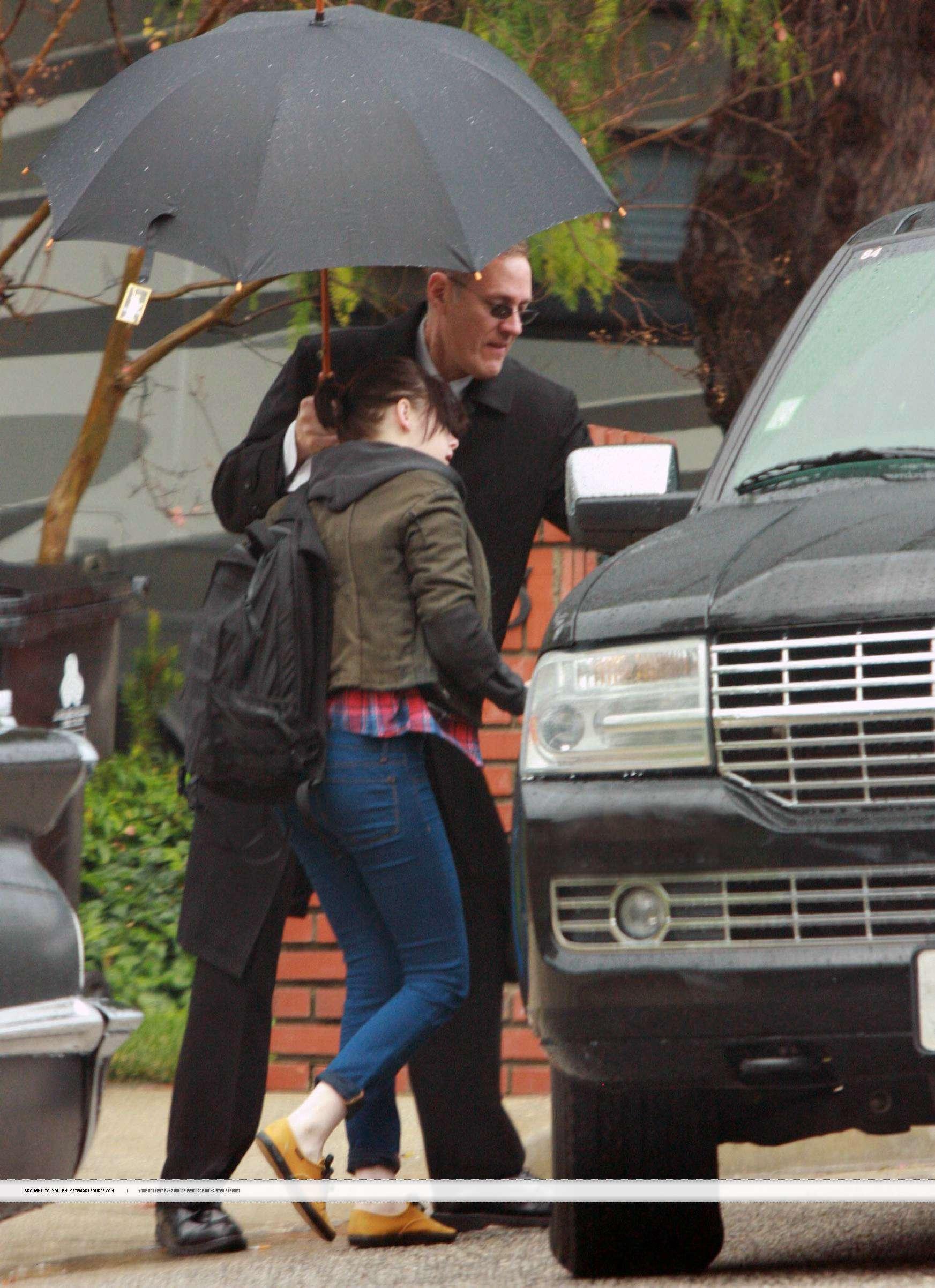 Kristen In Los Angeles on December 12