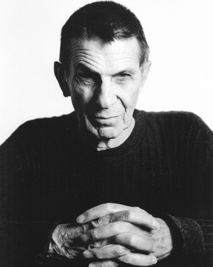 Leonard Nimoy wallpaper called Leonard Nimoy