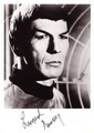 Leonard Nimoy - leonard-nimoy photo