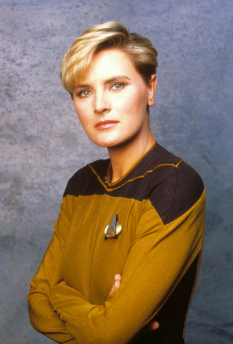 Star Trek-The Next Generation wallpaper entitled Lieutenant Tasha Yar