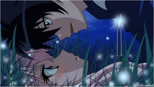 Louise and Saito