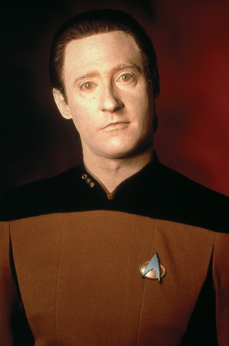Lt. Commander Data - star-trek-the-next-generation Photo
