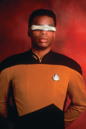 Star Trek-The Next Generation wallpaper entitled Lt. Commander Geordi La Forge
