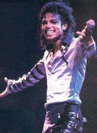 The Bad Era karatasi la kupamba ukuta entitled MJ smile:)