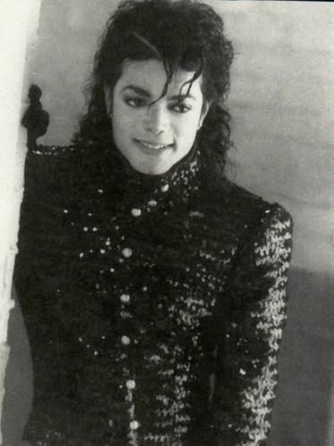 MJ smile:)