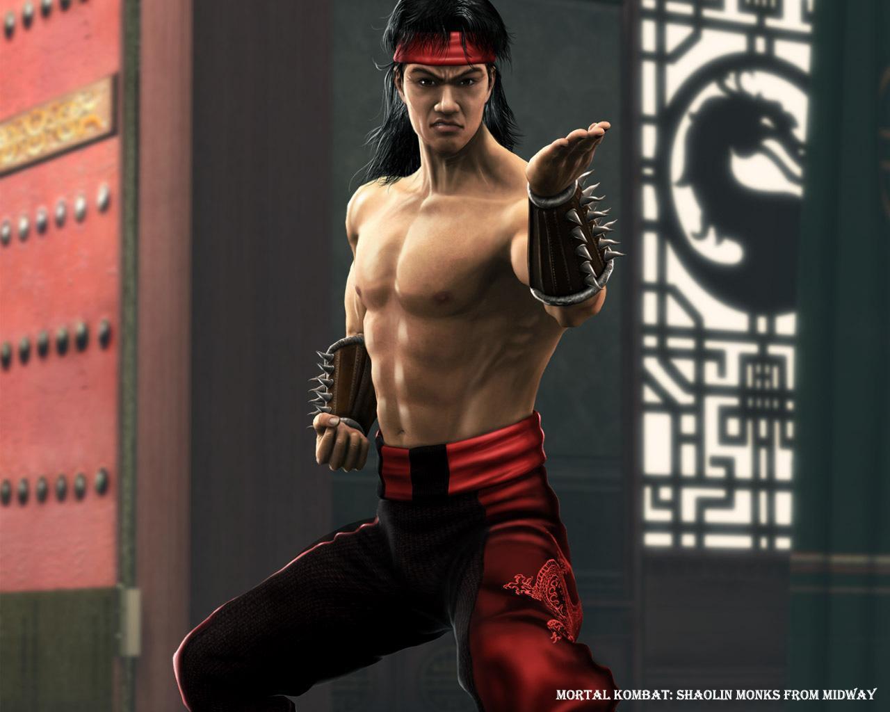 MK Shaolin Monks