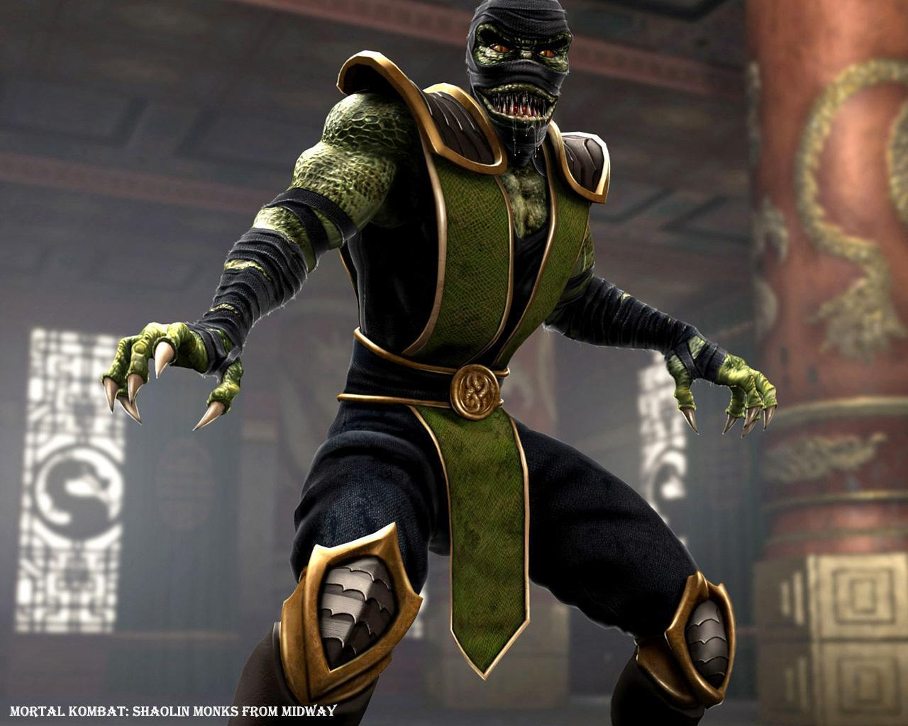 mortal kombat images mk shaolin monks hd wallpaper and background