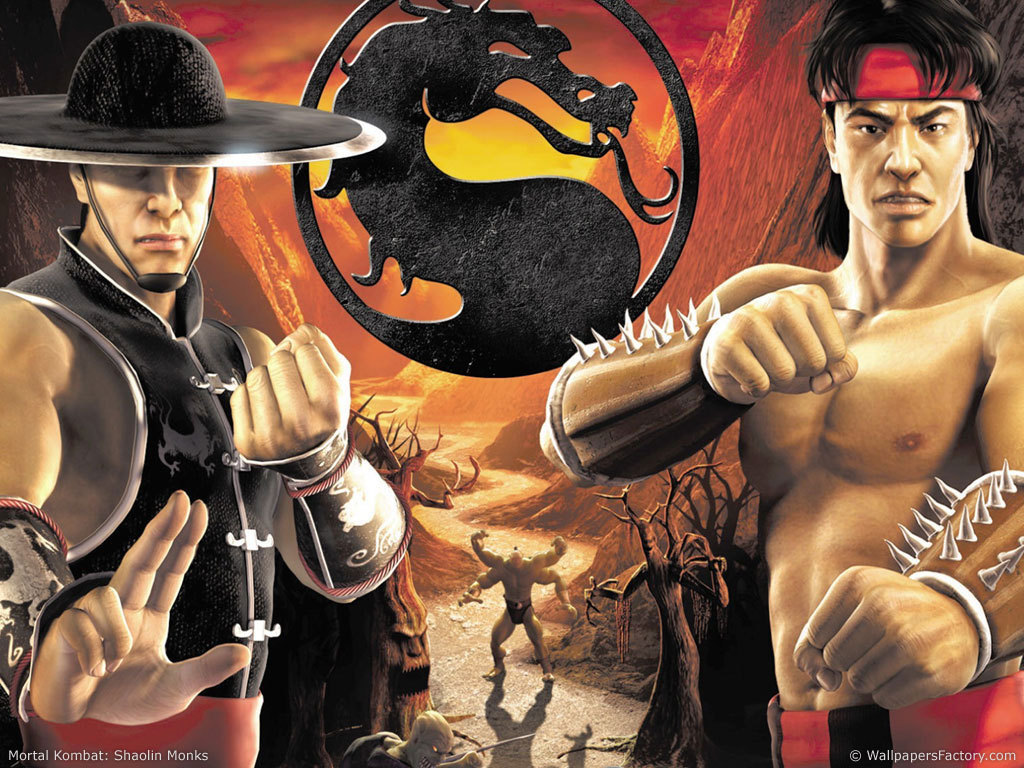 Mortal kombat shaolin monks characters - photo#22