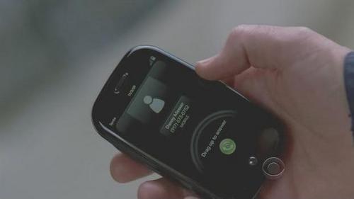 Mac's phone