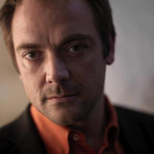 Mark Sheppard alias Crowley