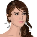 Mary Elizabeth Winstead Flash Drawing