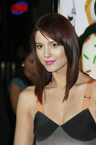 Mary Elizabeth Winstead | Sex Drive LA Premiere (HQ)
