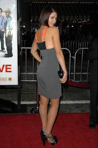 Mary Elizabeth Winstead | Sex Drive LA Premiere