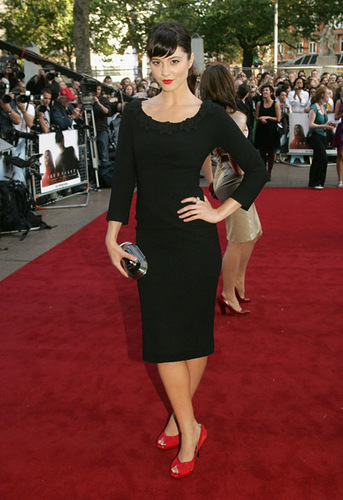 Mary Elizabeth Winstead | The X-Files: I Want To Believe london Premiere