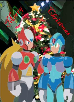 Megaman X-mas