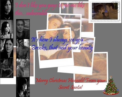 Merry Krismas Hannah from your SS <3