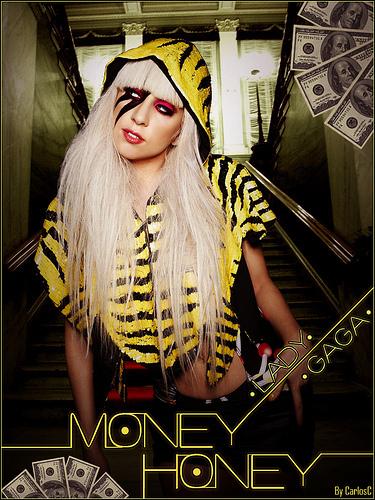 Money Honey Lady Gaga Photo 9482059 Fanpop