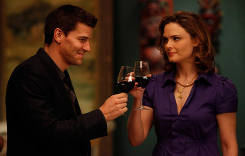 Booth and Bones wallpaper titled More Stills 5x10