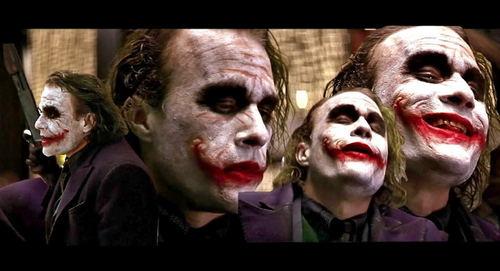 Joker wallpaper titled Mr. J